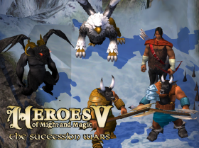 Heroes V The Sucession Wars