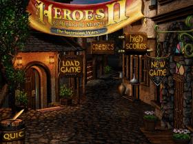 Heroes of Might and Magic II (demo)
