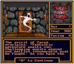 Might and Magic II (SNES)