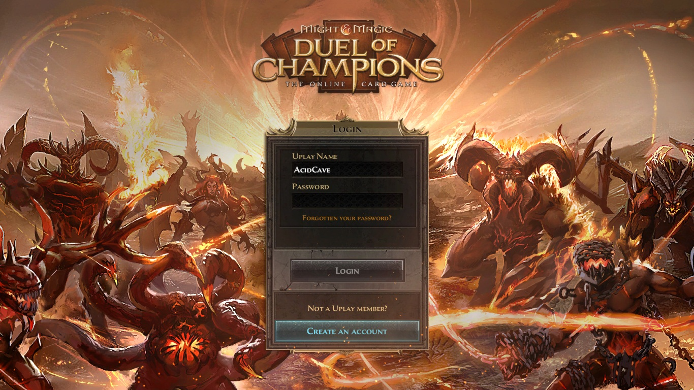 Download - Might and Magic: Duel of Champions - Komnaty